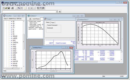 计量经济分析软件